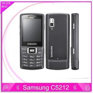 samsung c5212 mobile phone fm bluetooth mp3 original unlock 2 2 1 3 rh ebay com Themes Samsung Mobile C5212 Themes Samsung Mobile C5212