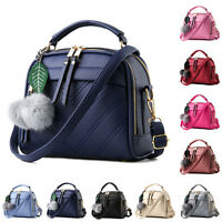 Women's Handbag PU Leather Shoulder Party New Bag Ladies Satchel Tote Purse Bags
