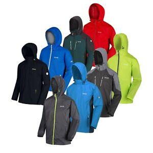 Mens Regatta Lightweight Golf Waterproof Jacket Rain Coat Clearance RRP £70.00