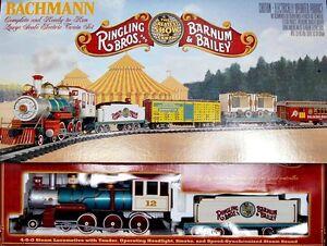 Barnum And Bailey Circus Train