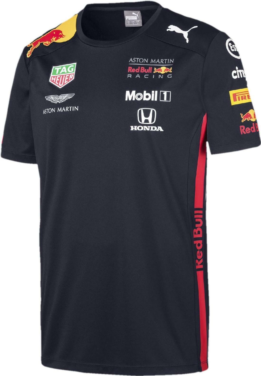 Aston Martin Red Bull Racing F1™  Mens Team T-Shirt 2019