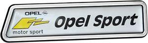 Historischer-Opel-Sport-3D-Emblem-Schild-10-cm-HR-RICHTER-Art-19263