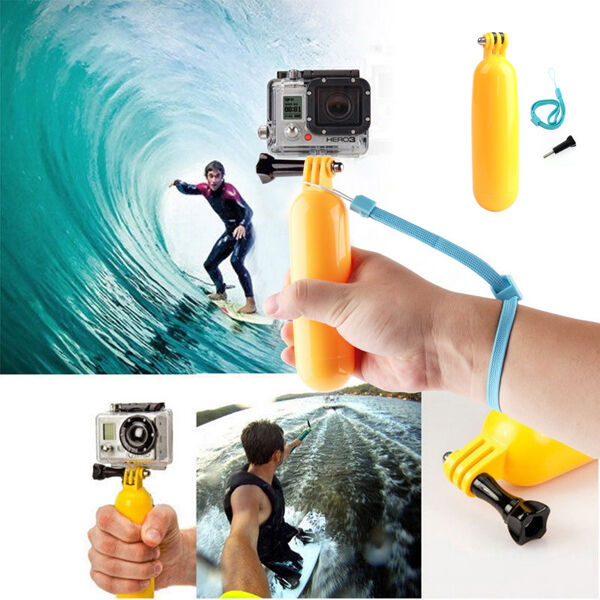 Chest Head Mount Monopod Floating Holder Accessories For Gopro Hero3 3+ 4Camera