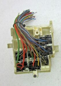 image is loading 96-saab-900-main-dash-fuse-box-relay-