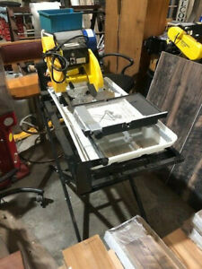 "QEP 24""  Wet Rip Cut Tile Saw Model 60020 2 HP Twenty Available Used"