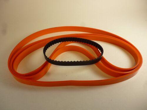 3 Band Saw Tires Plus Motor Belt Sears Craftsman 113.244530 USA FREE SHIPPING