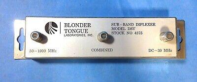 Blonder Tongue BAVM-Z Audio Video Modulator FREE SHIPPING MANY CHANNELS
