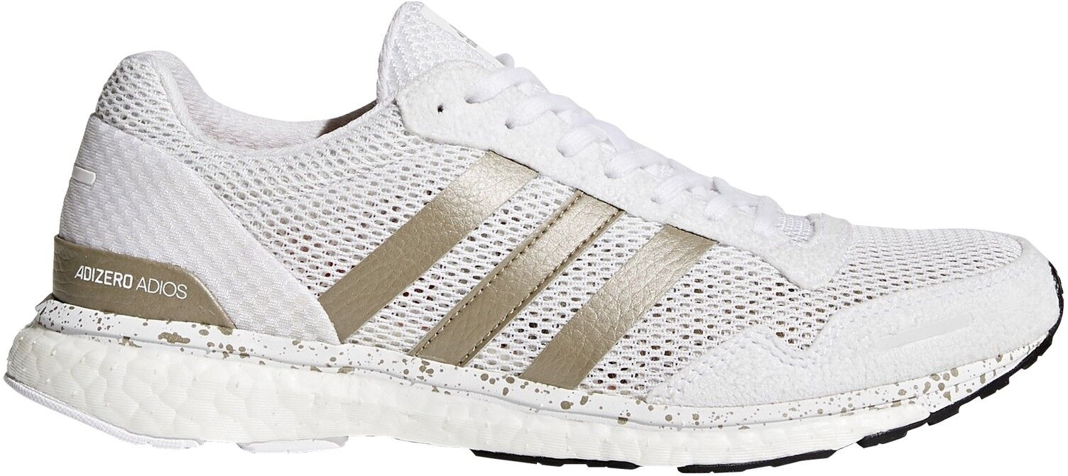 Adidas Adizero Adios 3 Boost Womens Running shoes - White