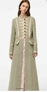 ZARA-SOLD-OUT-LIMITED-EDITION-OFFICER-COAT-LONG-JACKET-COAT-SIZE-XS-2384-800