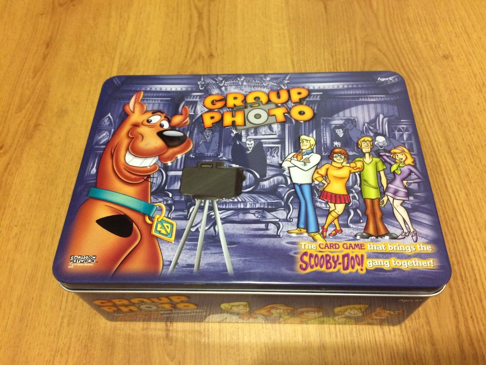 Scooby Doo Group Photo Photo Photo Card Game 657c28