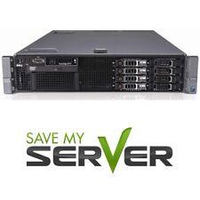 """Dell PowerEdge R710 8-Core 2.5"""" Server 32GB RAM PERC6i iDRAC6 + 2x 300GB SAS"""