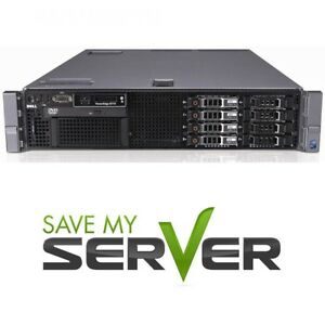 Details about Dell PowerEdge R710 8-Core 2 5