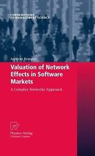 Contributions to Management Science Ser.: Valuation of Network Effects in...