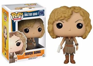 Funko Pop! Doctor Who River Song Vinyl Action Figure