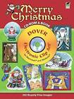 Merry Christmas CD-ROM and Book by Dover Publications Inc. (Paperback, 2009)