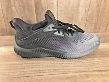 075e62f3c Adidas Alphabounce EM M Black Gray Men Running Shoes Sneakers BY4263 size  11.5