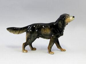 9941341-Porzellan-Figur-Hund-Setter-Ens-26x16cm