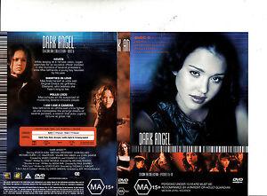 Details about Dark Angel:Season One-4 Episodes-15-18-2000/02-TV Series  USA-DVD