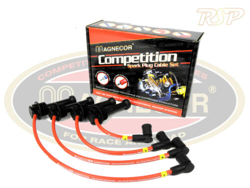 MAGNECOR Ignición HT lidera KV85//Alambre//Cable Alfa Romeo Spider 1977 2.0 DOHC Carb