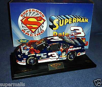 DALE EARNHARDT JR   3 ACDELCO SUPERMAN MONTE CARLO 1 18 SCALE - 1 OF 1,008 MADE