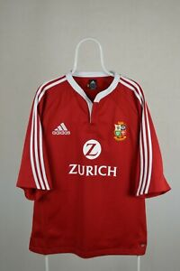 British and Irish Lions 2004/2005 Home Rugby Union shirt ADIDAS jersey vintage