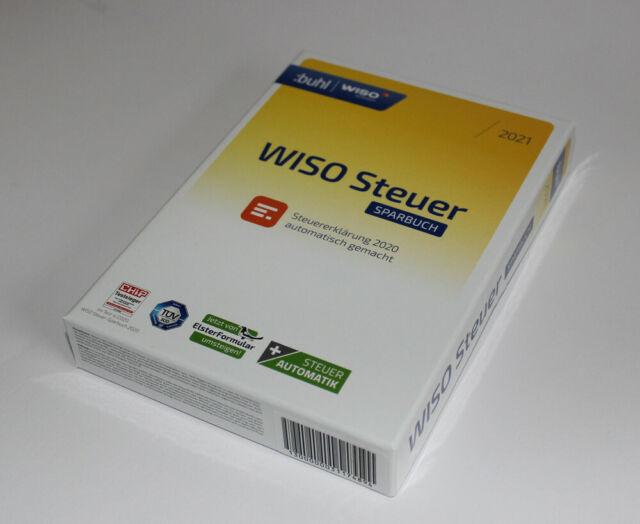 WISO Steuer Sparbuch Finanz-Software günstig kaufen   eBay