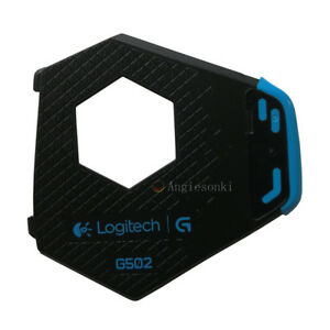 Logitech-G502-Proteus-Core-Gaming-Mouse-Tuning-Weights-Door-Housing-Back-Cover
