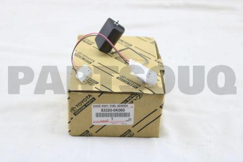 FUEL SENDER 83320-0K060 833200K060 Genuine Toyota GAGE ASSY
