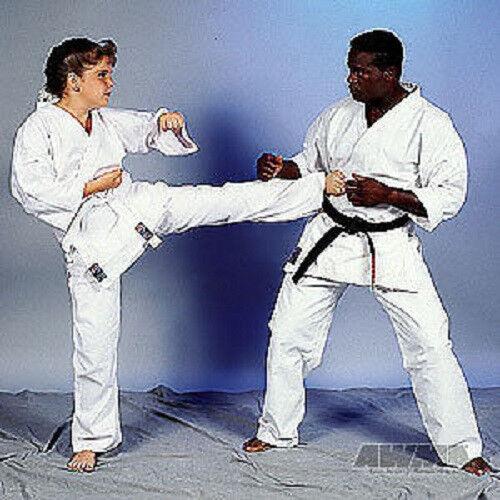 ProForce 10 oz.Heavyweight Instructors Uniform Karate Gi - White