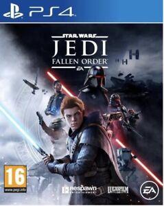 Jeu PS4 Star Wars Jedi Fallen Order  Neuf sous Blister