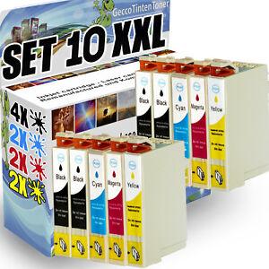 10x DRUCKER PATRONEN für Epson XP-235 245 247 330 332 342 345 432 435 442 445