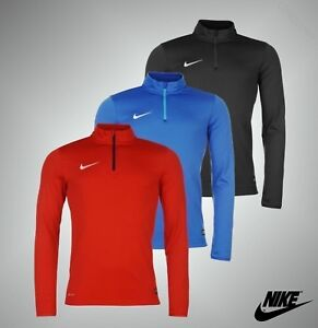 Mens-Nike-Dri-Fit-Academy-1-4-Zip-Mid-Layer-Top-Sweatshirt-Sizes-from-S-to-XXL