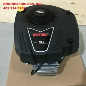 Details about BRIGGS & STRATTON 19GHP ENGINE REPLACE 31P707-0149-B2 ON JOHN  DEERE Z225 Z225A