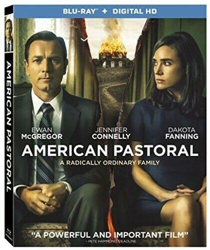 American Pastoral BLU-RAY NEW