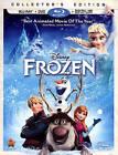 Frozen (Blu-ray/DVD, 2014, 2-Disc Set, Includes Digital Copy)