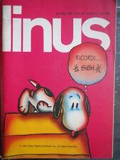 LINUS n°1 1980 - B.C di Johnny Hart Bristow di Frank Dickens    [G336]