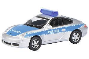 Porsche-911-997-CARRERA-S-Coupe-Art-No-452801000-Schuco-H0-Model-1-87