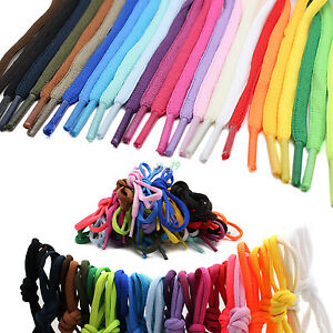 OVAL-Athletic-27-36-45-60-Inch-Running-Tennis-Shoe-Lace-Shoelaces-Sneaker-String