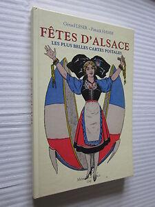 FETES D'ALSACE LES PLUS BELLES CARTES POSTALES LESER HAMM   eBay