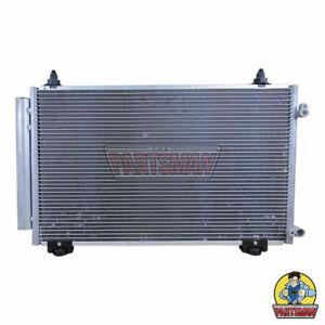 Air-Cond-Condenser-Fits-Corolla-ZZE122-4-04-3-07-Jap-Build-Includes-Drier
