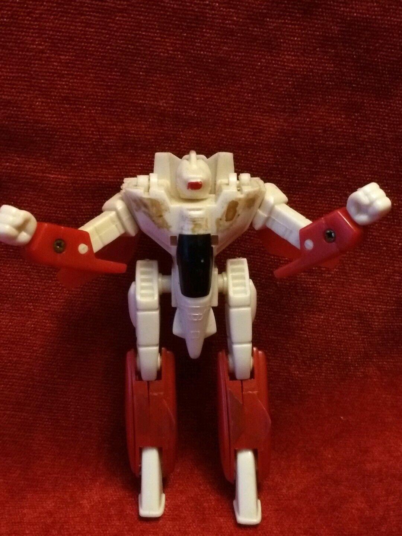 De Colección Valkyrie Robotech 4 ; Jetfire G1 Mexican Juguete KO  Transformables Ensueño