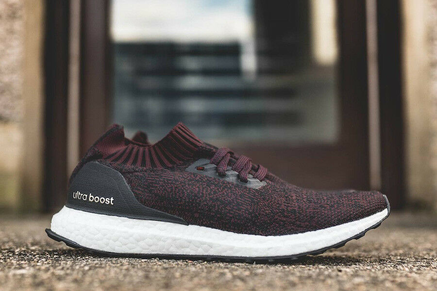 Adidas Ultra Boost Uncaged size size size 12.5. Burgundy Black. BY2552. primeknit pk nmd b009c4