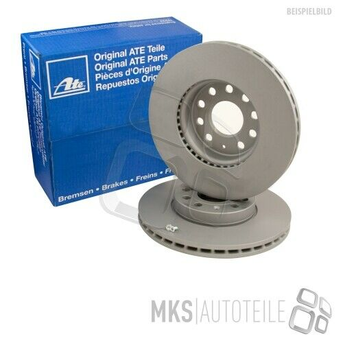2x METELLI Bremsscheibe 23-1006C für CHEVROLET OPEL SAAB