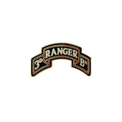 CSIB 75th Ranger 3rd Battalion Scroll