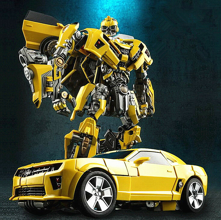 WEIJIANG The Last Knight Bumblebee 16CM Toy Action Figure New in Box