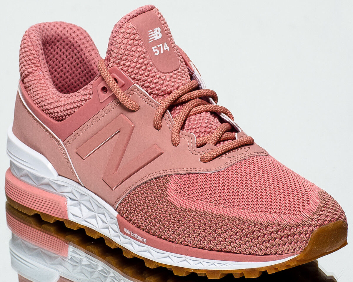 New Balance WMNS 574 Sport NB women lifestyle sneakers NEW dusted peach WS574-WC