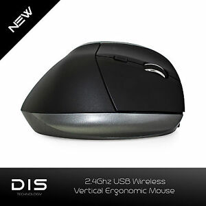Human-Engineering-Ergonomic-2-4G-Vertical-Mouse-Comfort-Wrist-Pain-Wireless-Mice