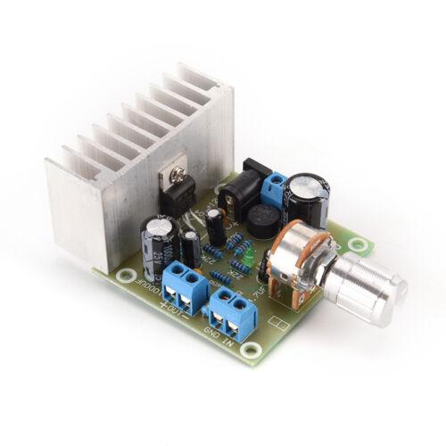 TDA2030A Mono 15W Audio Power Amplifier Board AC//DC 12V Assembled HI