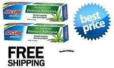 Bioforce Secure Sensitive Denture Adhesive - 1.4 Oz *2 PACK* Free Shipping