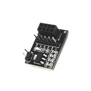2PCS Socket Adapter Plate Board For 8Pin NRF24L01 Wireless Transceive Module
